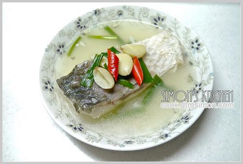 白灼草魚排06