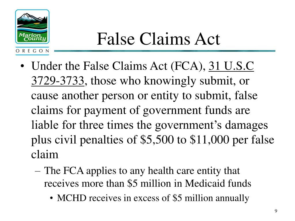 PPT - Health Care Fraud and Abuse PowerPoint Presentation - ID:439787