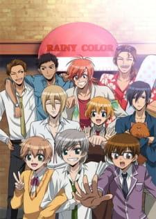 Ame-iro Cocoa: Rainy Color e Youkoso!