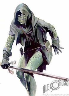 The unused Alex Ross Green Goblin design