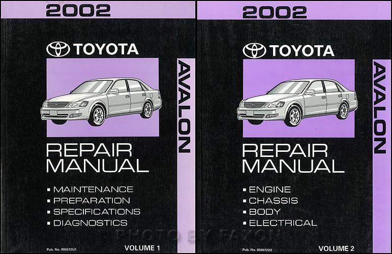 Diagram 2002 Toyota Avalon Service Shop Repair Set Oem 2 Volume Set Wiring Diagram Full Version Hd Quality Wiring Diagram Daytonwiring Ocstorino It