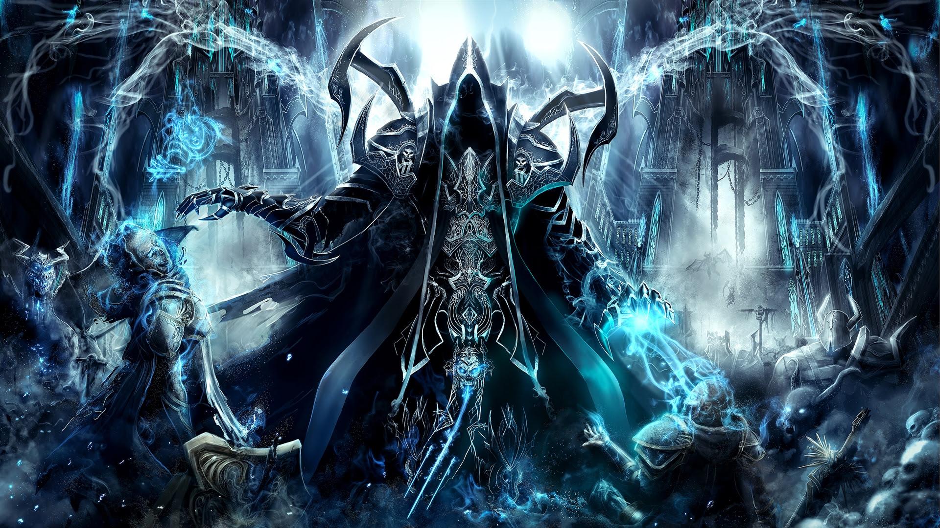 Diablo Reaper Of Souls Wallpaper 1920x1080 67416