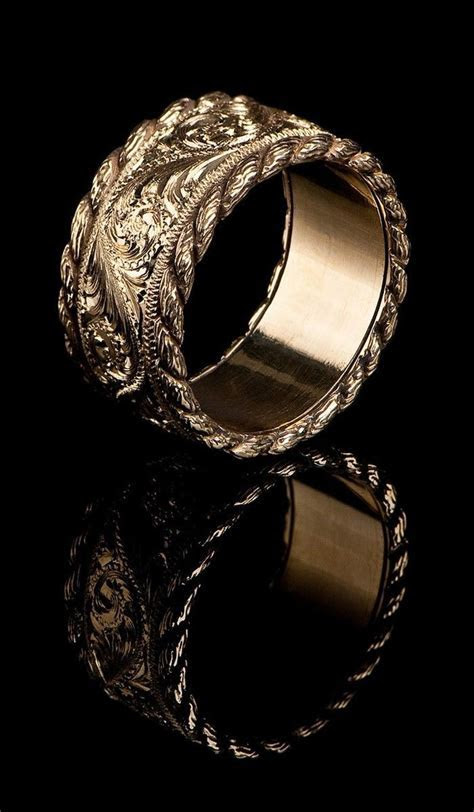17 Best images about western design wedding bands on