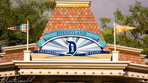 Disneyland Resort, Disneyland, Disney California Adventure, Ticket, Booth, Disneyland60, 60, Anniversary, Celebration