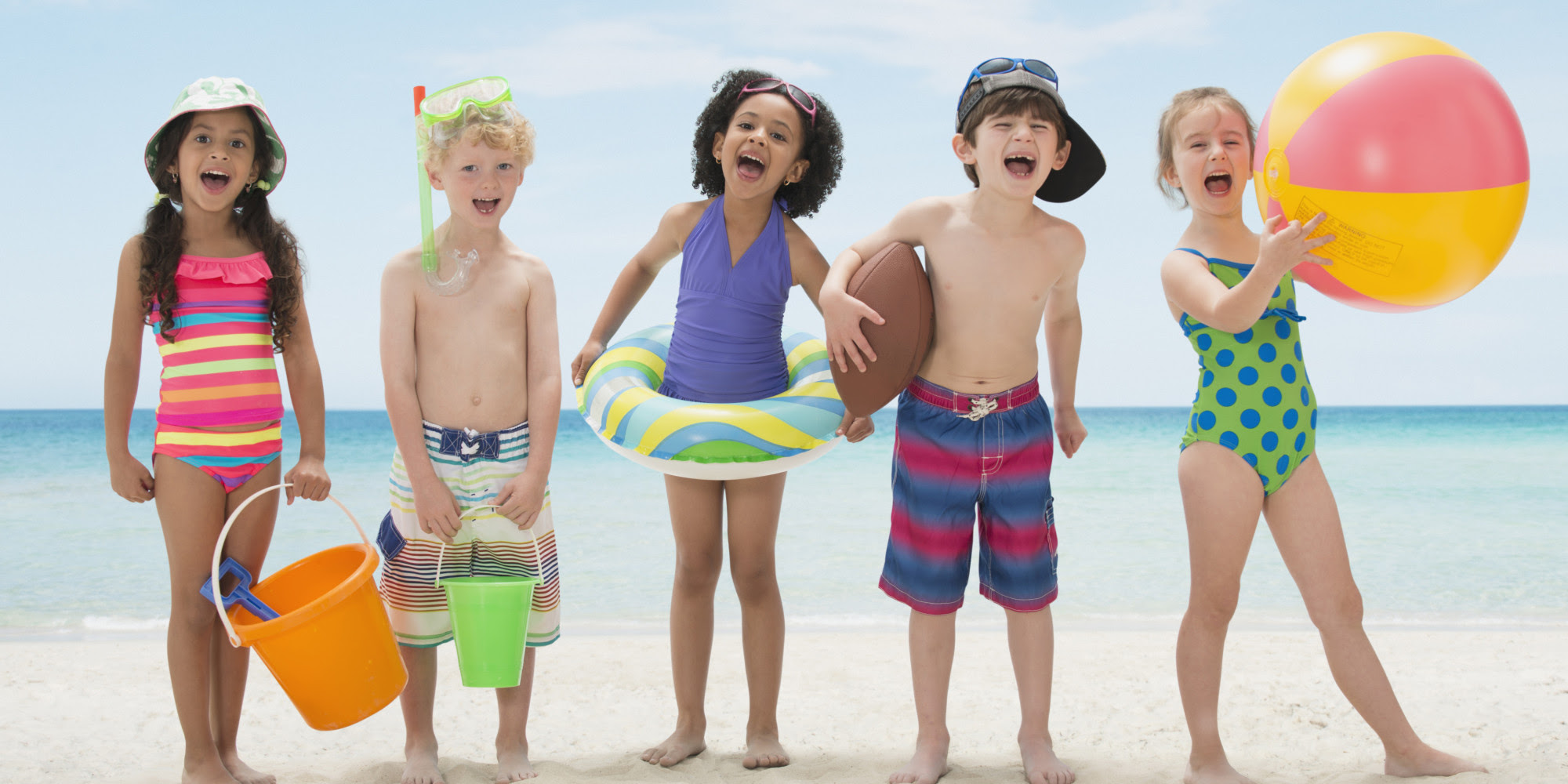 Kids Reveal Their Perfect Vacations And Theyre Way