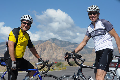 Bill and John, Red Rock Canyon