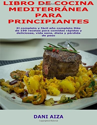 Thropaloxal: Descargar Libro de Cocina Mediterránea Para..