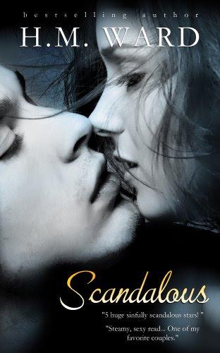 Scandalous by H.M. Ward