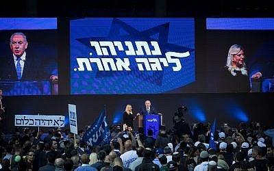 Netanyahu e aliados conquistam 54% do Parlamento