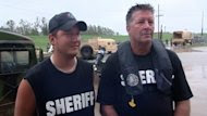 Louisiana Father-Son Team Rescues 120 From Flooding (ABC News)