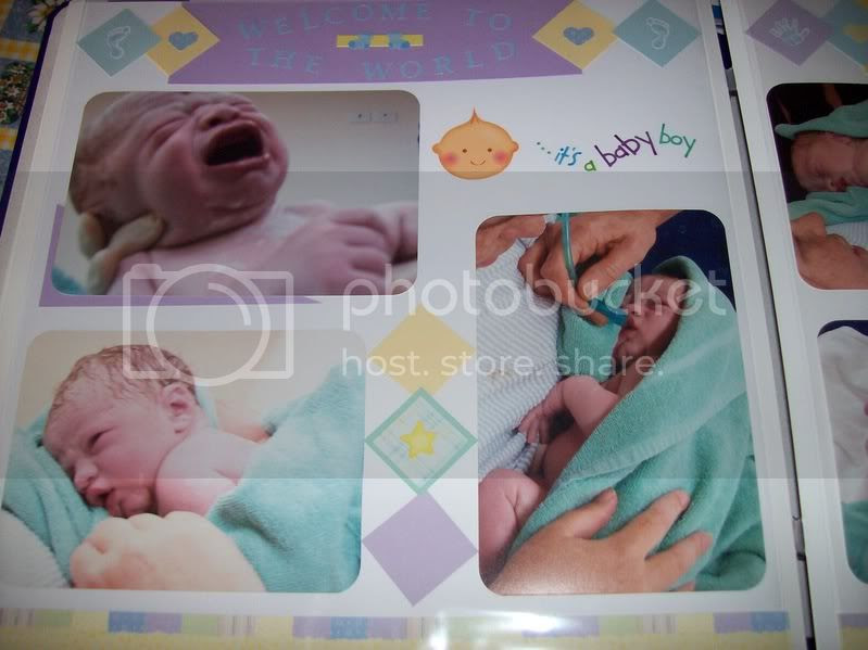New Baby Photo Album Barcafontanacountryinncom