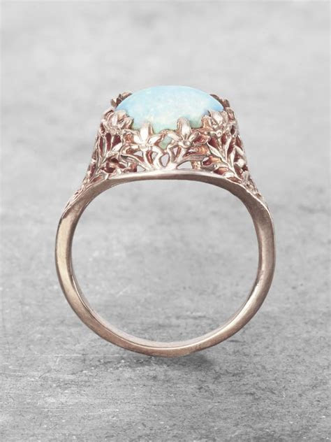 Persephone Opal Ring   jewelry