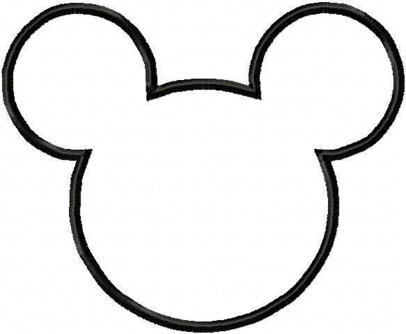 Mickey mouse head templates oh my fiesta in english mickey mouse head templates maxwellsz