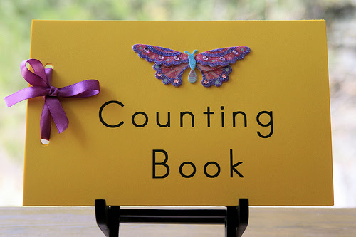 Free Counting Book Printable for Any Theme