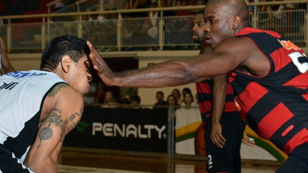 NBB Joinville x Flamengo Atila (Foto: João Pires / LNB)