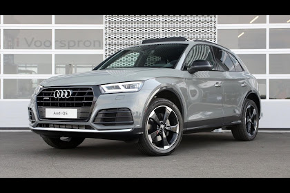 2019 Audi Q5 S Line Black
