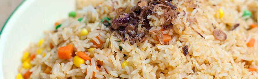 ide kuliner populer resep masak nasi goreng bawang putih Resepi Nasi Goreng Tanpa Bawang Merah Enak dan Mudah