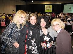 Debby, Jackie, Mom and Patti!