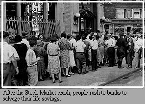 US History B Block: Causes of the Great Depression