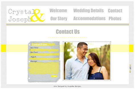 Wedding Websites   Romantic Decoration