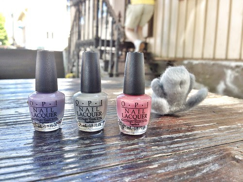 three opi and two bums