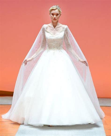 Alfred Angelo showcases 2016 Disney's Fairy Tale Weddings