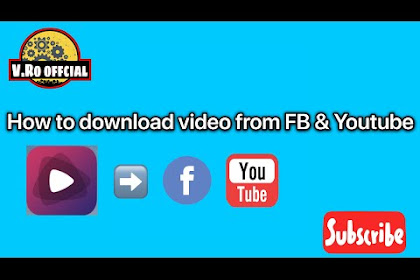 How to download video from Facebook & youtube save tv IPhone [ V.RoOffcial ]