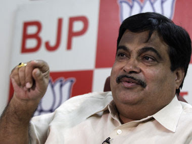 File image of Union minister Nitin Gadkari. Reuters