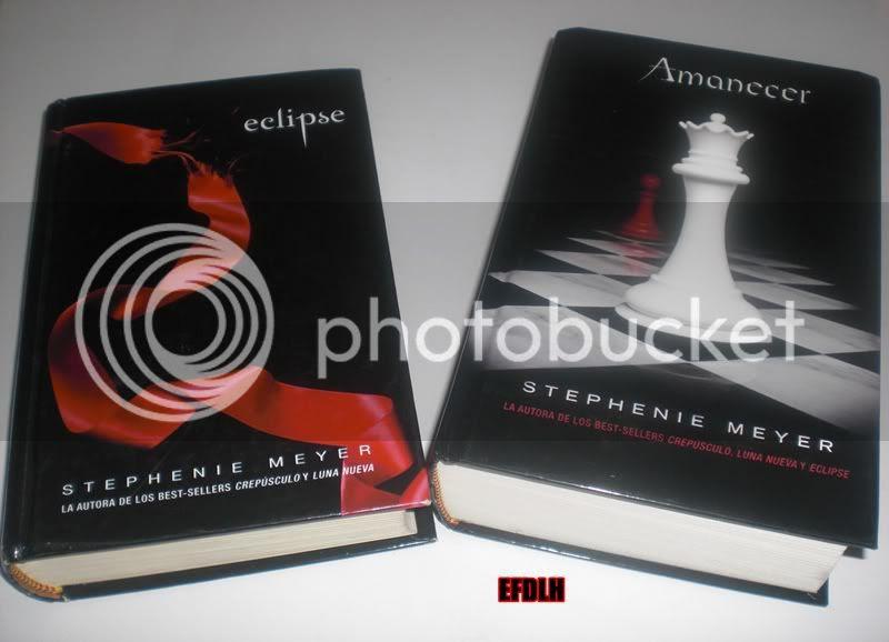 Eclipse y Amanecer