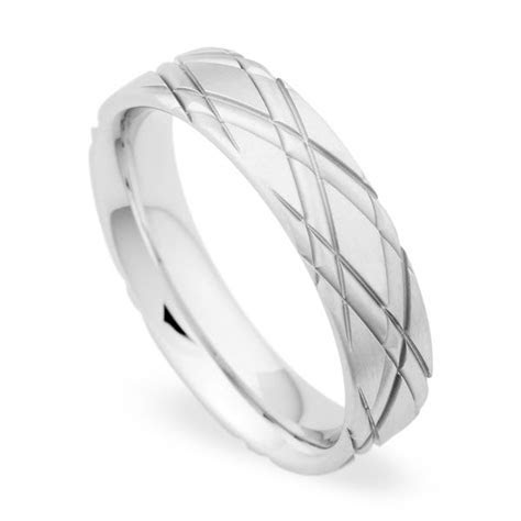 17 best images about White Gold Wedding Rings! on