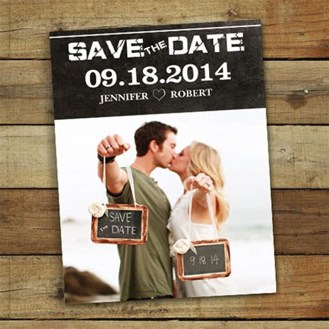 kissing in love photo save the date cards EWSTD034 as low