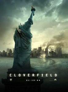 CLOVERFIELD Poster.