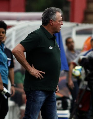 Abel Braga Fluminense x Nova Iguaçu (Foto: NELSON PEREZ/FLUMINENSE F.C.)