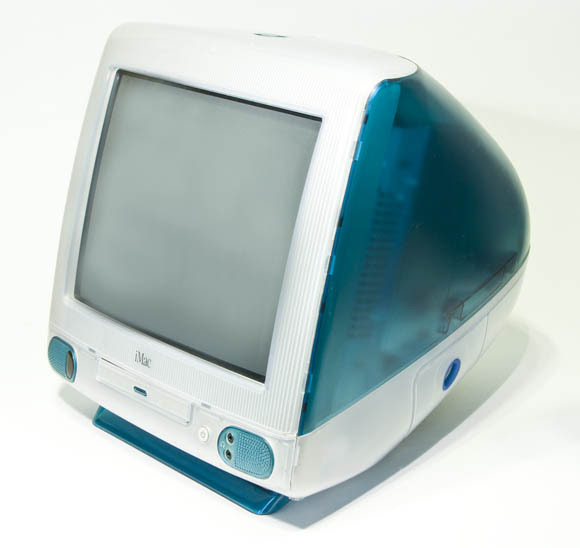 Bondi Blue Rev. A iMac