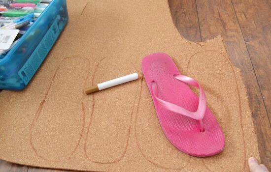 Como fazer Flip Flops a partir do zero - Sonhe um pouco maior