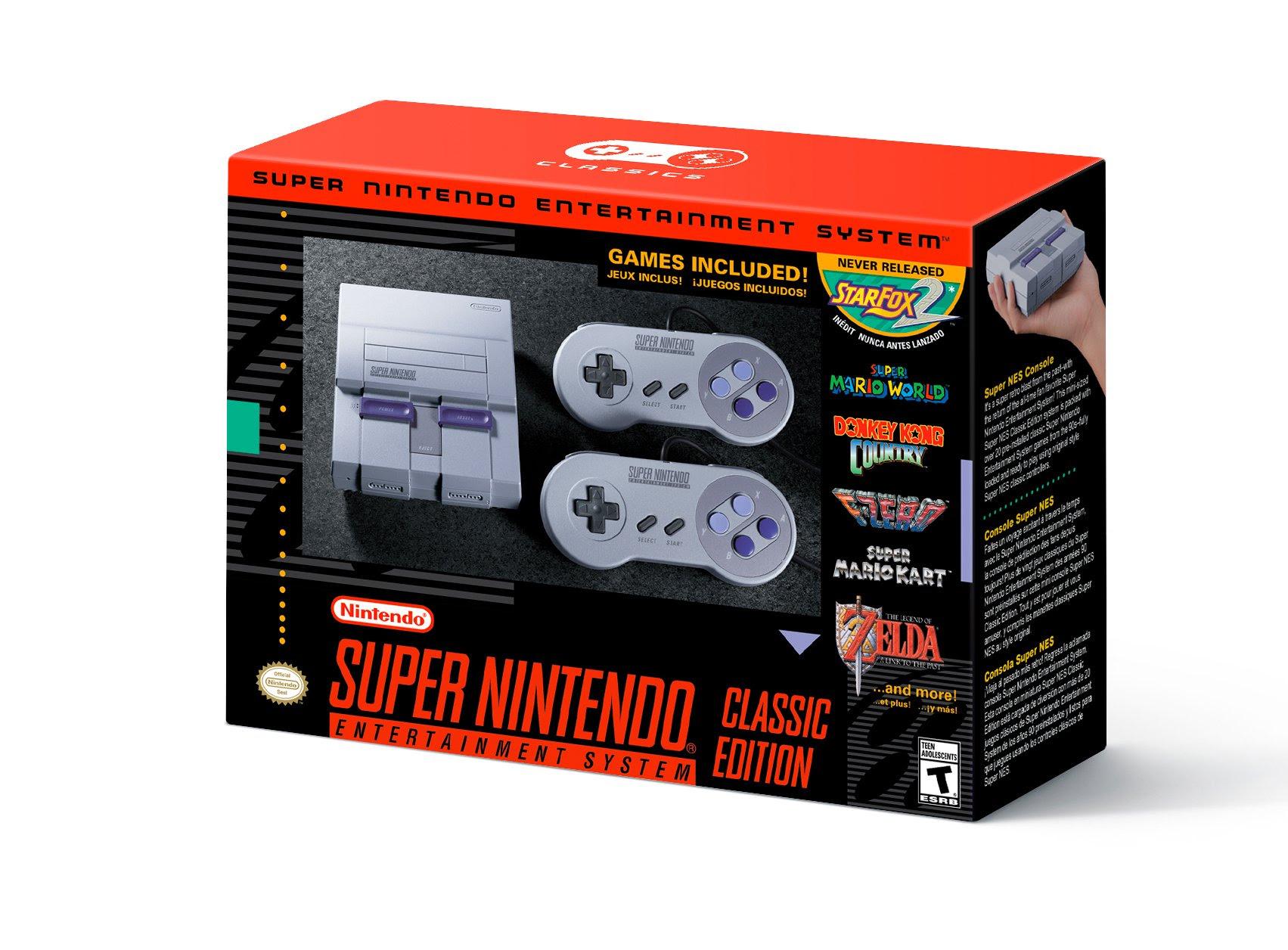 Didn't get a Super Nintendo Mini? Win one from Destructoid screenshot