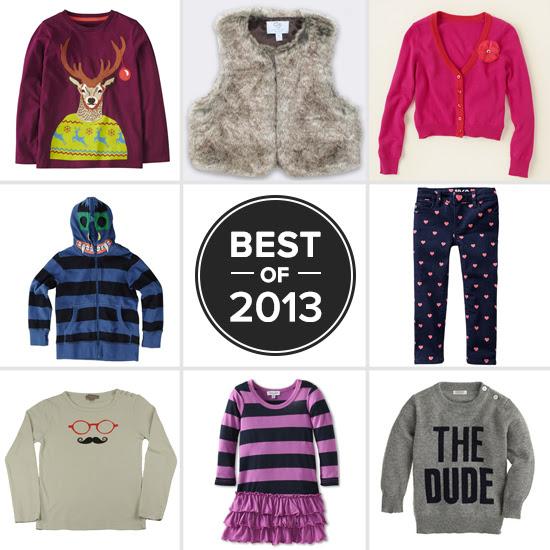 Favorite Kids' Clothes 2013