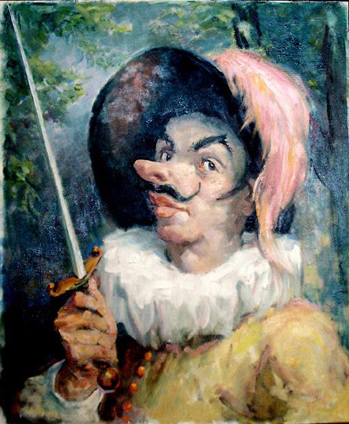 Edmund Franklin Ward (1892 – 1990) Cyrano