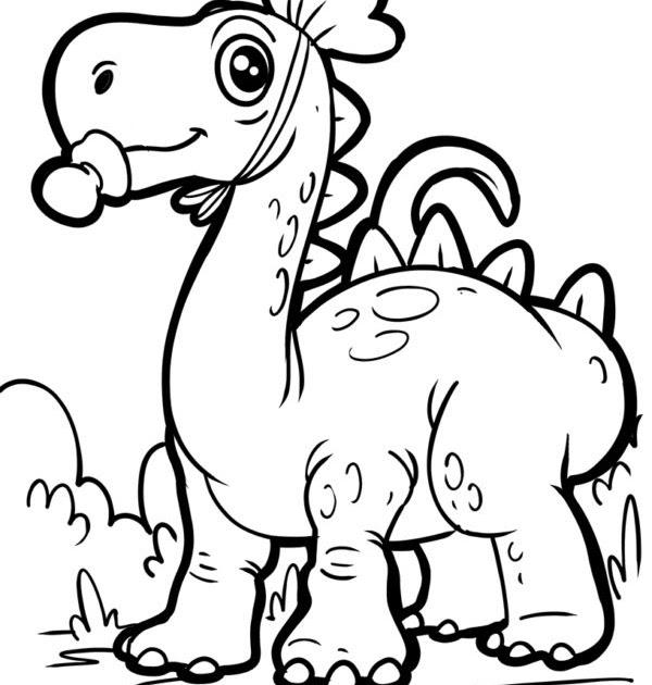 dinosaurier bilder zum ausdrucken farbig  dinosaurier