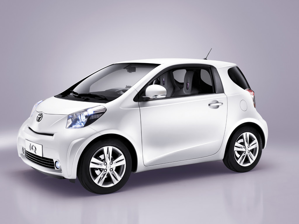 Toyota Iq Uk Launch Japanese Talk Mycarforum Com