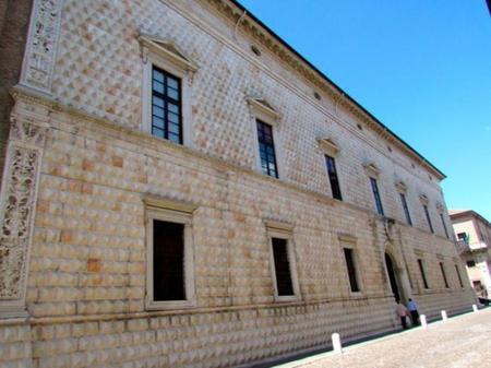 Palazzo dei Diamanti di Ferrara
