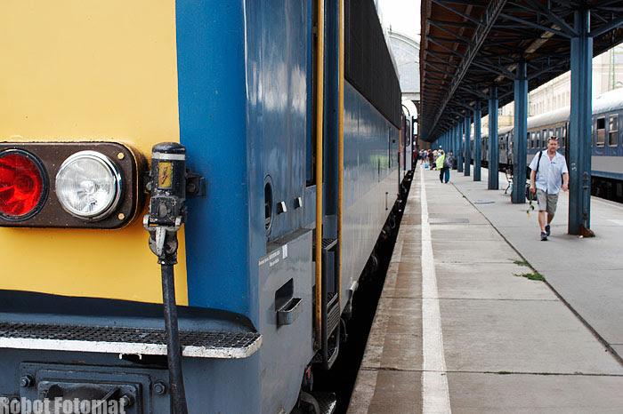Budapest Keleti Trainstation