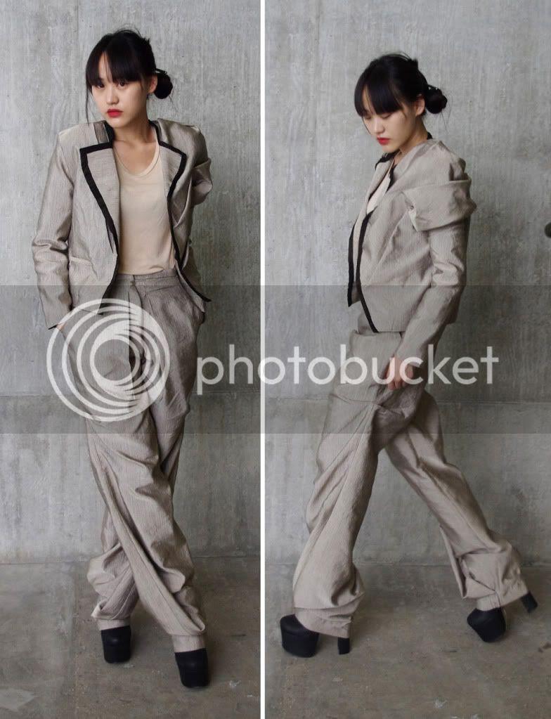 Tailoring Woman Suit
