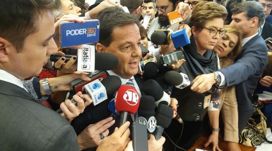 'Comigo não tem pressão', diz relator da denúncia contra Temer