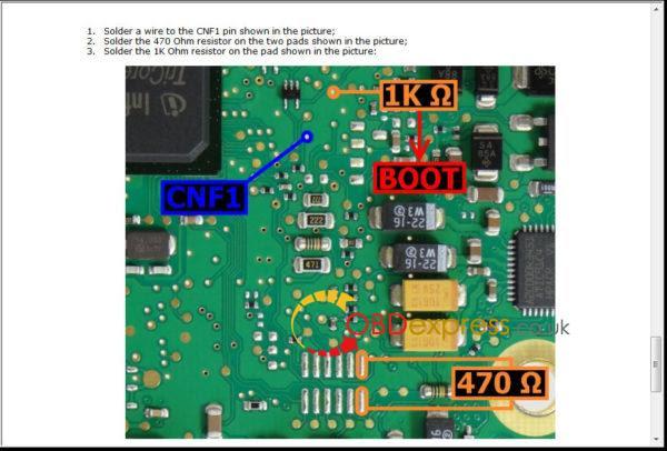 Kess-v2-unlock-pCR2.1- câblage-1