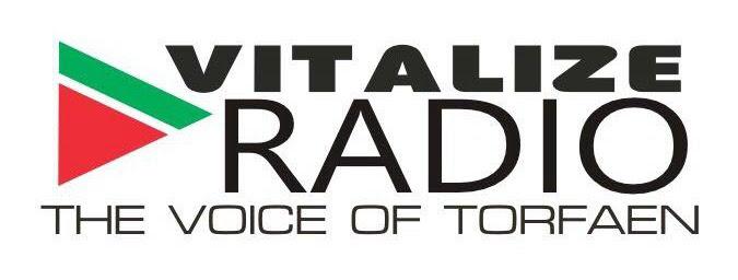 Vitalize Radio Torfaen Banner