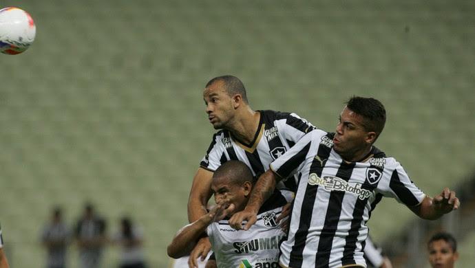 Ceará, Botafogo, Arena Castelão, Série B (Foto: Kiko Silva/Agência Diário)