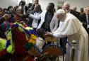 Pope in Morocco: Walls, fear-mongering won't stop migration