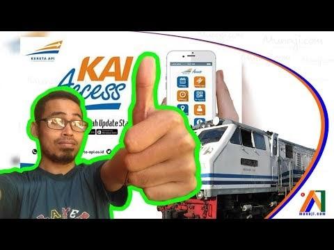 Melakukan Pesan Karcis (Tiket Kereta Api) Via KAI Acces