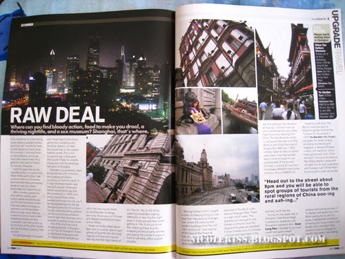 my upgrade travel in fhm